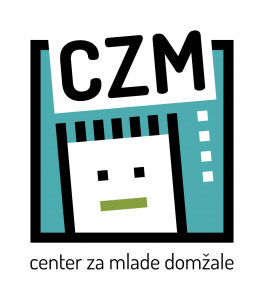Center za mlade Domžale.